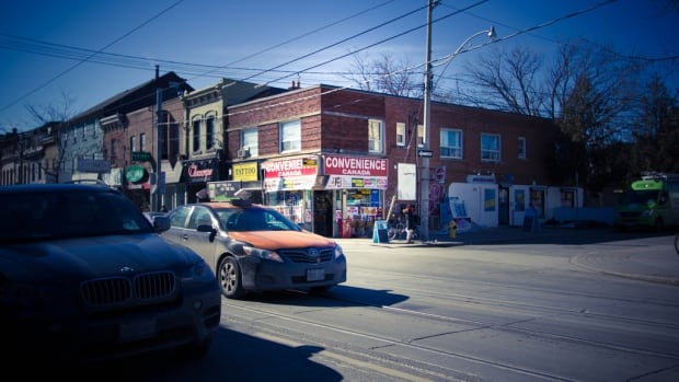 An image from a Jane's Walk that tours the city's convenience stores.