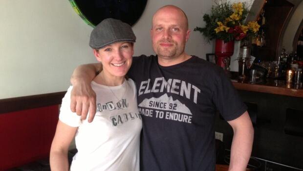 Karri and Nico Schuermans opened Chambar Belgian Restaurant in 2004.