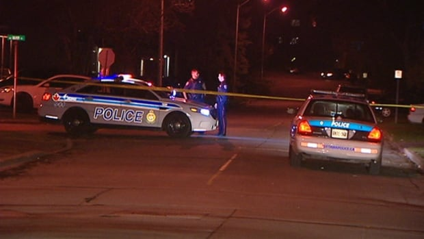 A 21-year-old man was injured after a stabbing on Mayview Avenue late in the night of May 2, 2014.
