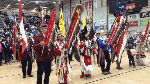 A Powwow held at the University of Manitoba Saturday celebrated the graduation of 230 Indigenous people.