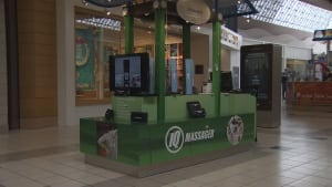 Mall Kiosk for foreign workers