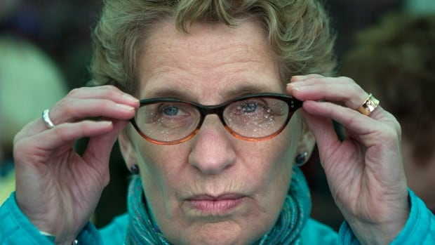 Ontario Liberal Leader Kathleen Wynne is proposing a made-in-Ontario pension plan to help supplement the retirement income of seniors.