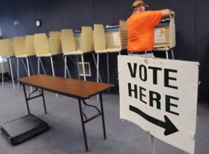 Election Day Prep