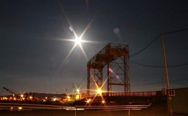 Placentia Lift bridge, 2013