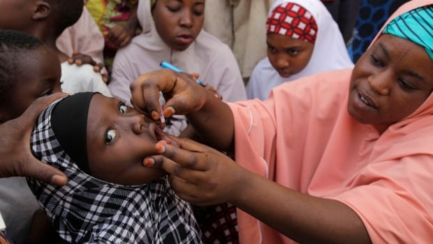 Nigeria is one of three countries in the world where the wild polio virus remains endemic. The World Health Organization describes the polio outbreaks in Asia, Africa and the Middle East as an 'extraordinary' situation requiring a co-ordinated international response.