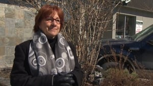 Yellowknife councillor Linda Bussey