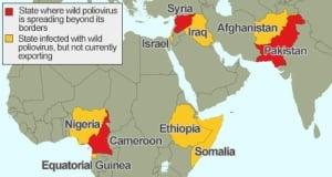 Polio Map