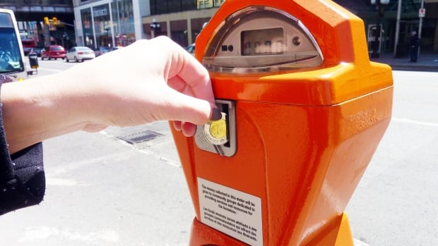 Ottawa installed about 10 'Kindness Meters' in 2007.