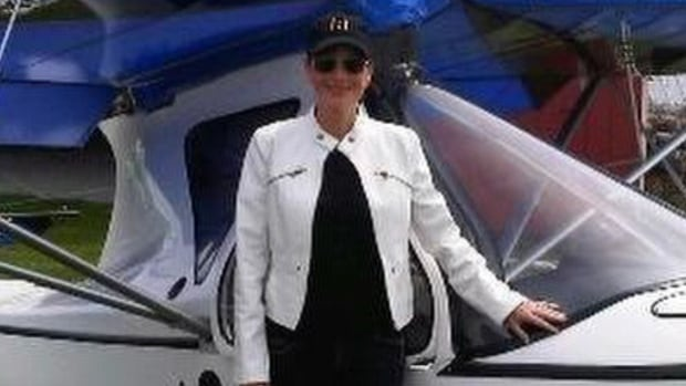 Maryanne Hardman, 50, was killed when the plane she was piloting crashed near the Stanley Airport, located about 22 kilometres northeast of Windsor.
