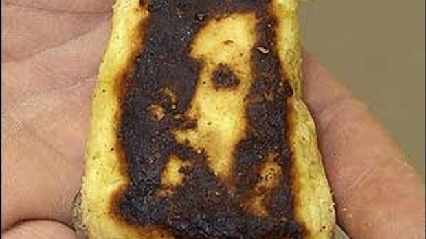 New research from the University of Toronto has shown that the so-called Jesus in toast phenomenon is caused by a normal interaction between two distinct regions of the brain.