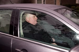 Rob Ford leaves home on Thursday, May 1, 2014