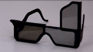 Invisivision glasses