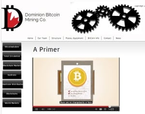 Dominion Bitcoin Mining