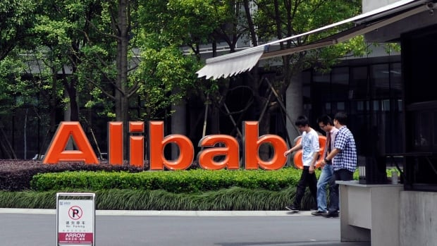 The headquarters compound of Alibaba Group is in Hangzhou in eastern China. Alibaba Group is aiming to raise $1 billion in a long-awaited IPO.