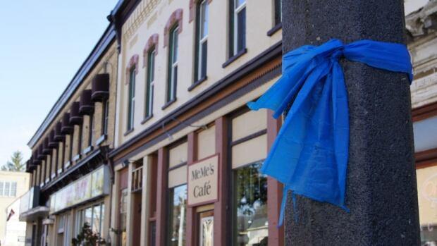 Blue ribbon Robbie Reiner