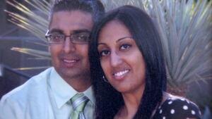 Rahim Visram and Fahmida Velji-Visram