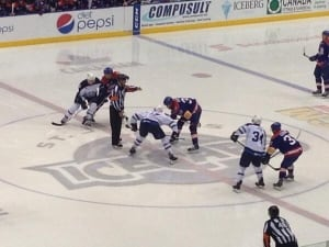 IceCaps play Norfolk Admirals May 6, 2014