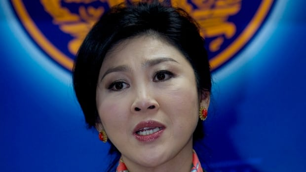 Thailand's Prime Minister Yingluck Shinawatra was ordered by a court to step down Wednesday in a divisive ruling that handed a victory to anti-government protesters who have staged six months of street protests.