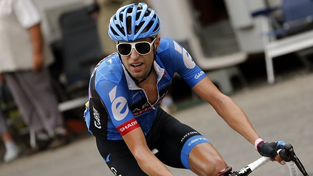 Canada's Ryder Hesjedal won the 2012 edition of the Giro d'Italia, the only Canadian to capture the crown in the event's history.