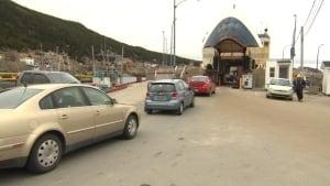 Bell Island ferry teminal