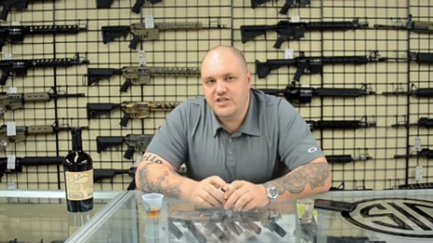 Andy Raymond, owner of Engage Armament in Maryland, was among the first U.S. gun shop to try to sell the German-made Armatix pistol. But threats to his life changed his mind.