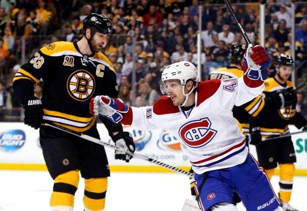 HKN Bruins Canadiens Hockey 20140506