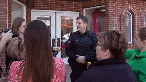 Fredericton Police deal with angry brides at Sparkle Boutique