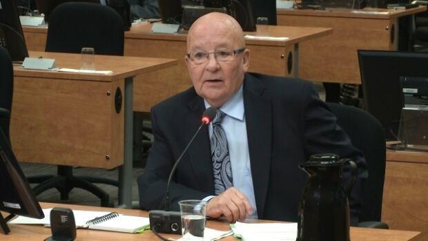 Long-serving Parti Québécois MNA Guy Chevrette left politics in 2002.
