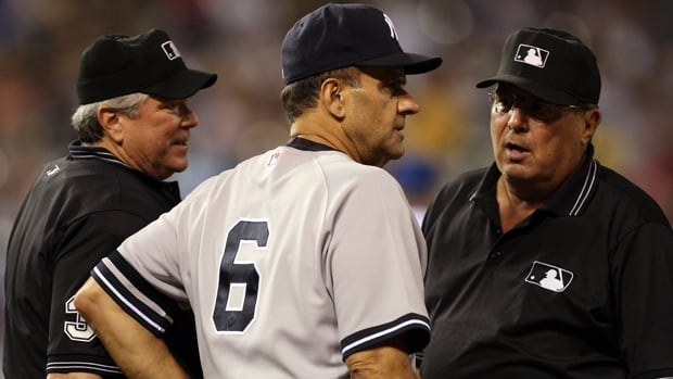Joe Torre compiled a career record of 1,173-767 as manager of the New York Yankees, winning the World Series four times.