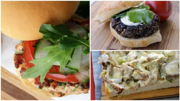 Beef burgers will always be a traditional classic, but here are some other options for a tasty dish.