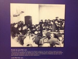 Louis Riel Trial picture