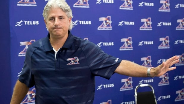 Montreal Alouettes general manager Jim Popp posted pictures of his wife, Kim, with a stitched-up foot and punctured ankle after she was attacked by a shark during a vacation at Hilton Head Island, S.C.