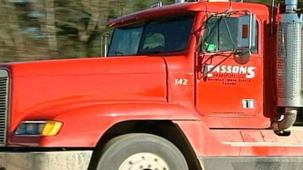 Temporary Foreign Worker Program sanctions trucking company