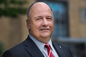 Gary Kachanoski Memorial University president