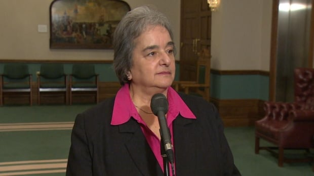 Lorraine Michael will face members of Newfoundland and Labrador's NDP next weekend in St. John's.
