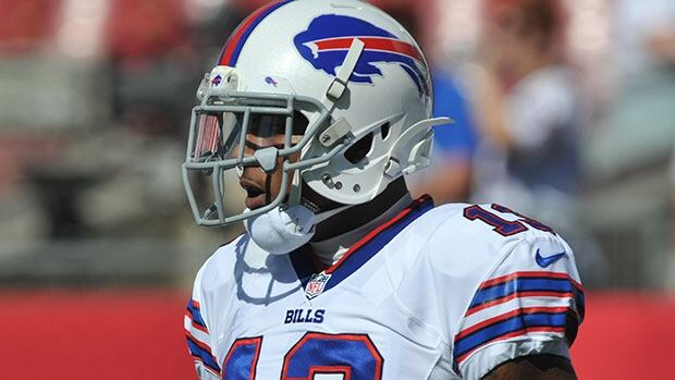 Stevie Johnson had only 597 yards receiving in an injury-shortened 2013 season, but he exceeded 1,000 yards in each of the three years prior.