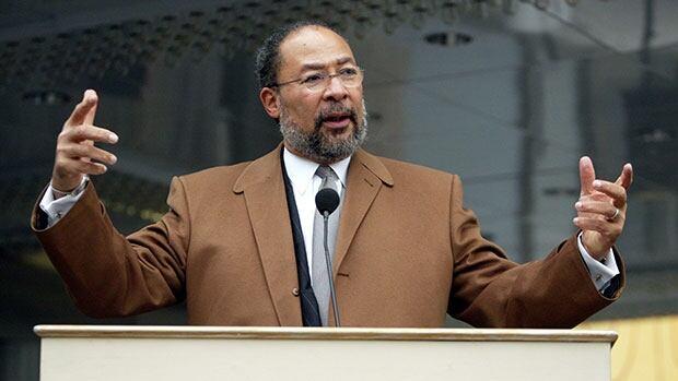 Dick Parsons, shown here in 2005, has served on U.S. President Barack Obama's economic advisory team.