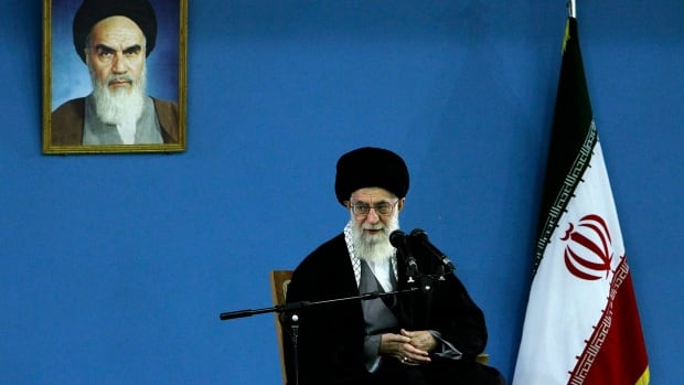Iran's Supreme Leader Ayatollah Ali Khamenei says it is 'stupid, idiotic' to expect country to limit its missile program.