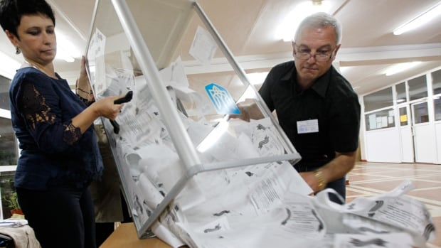 Ottawa sent about 350 people to monitor the May 25 presidential ballot in Ukraine in a Canadian-led bilateral mission.