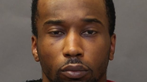 Sirvon Edwards was found in Saint John on Monday.