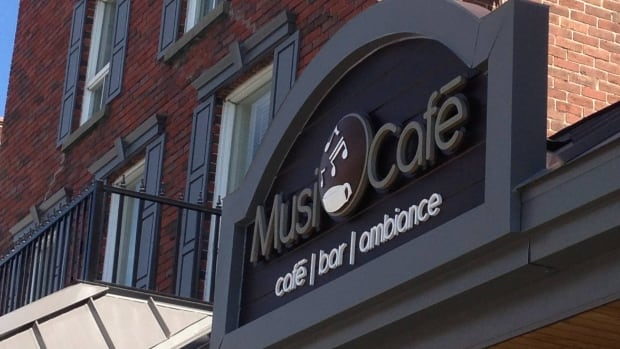 Musi-Café was a bar and venue in Lac-Mégantic's downtown area. It was destroyed in the July 6 train derailment and explosion. Now owner Yannick Gagné says he's not getting the help he needs from the town or province to rebuild.