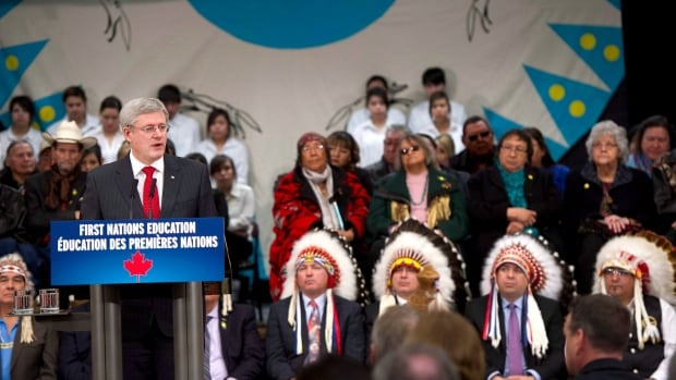 The education bill, for which which Prime Minister Stephen Harper promised $1.9 billion in federal funds, was never beloved by the chiefs in the first place and is now on hold.