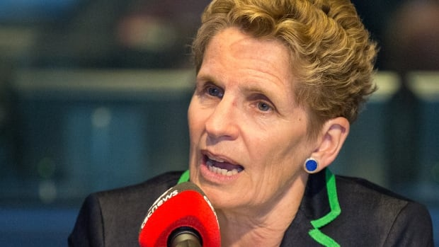 Kathleen Wynne says paring down the province's $12.5-billion deficit remains a priority, even if it means playing tough in negotiations with public sector unions. 'I'm adamant that we will have fair collective bargaining, but there is no new money and everyone knows what the fiscal situation is,' she said on Metro Morning Wednesday.