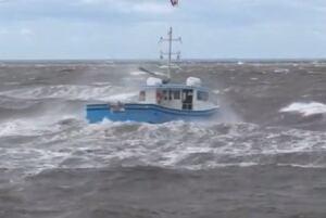 Millennium Marine boat
