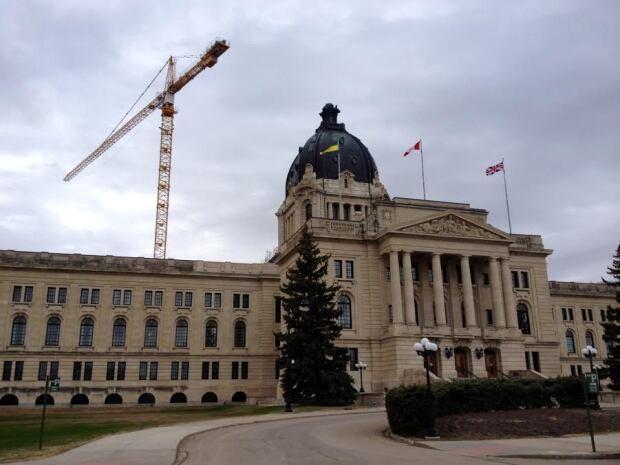 Saskatchewan dome repairs