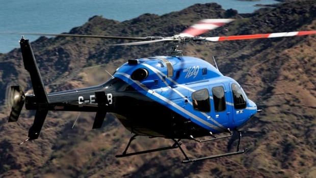 Bell Helicopter has been awarded a $172-million contract for its model 429 helicopters.