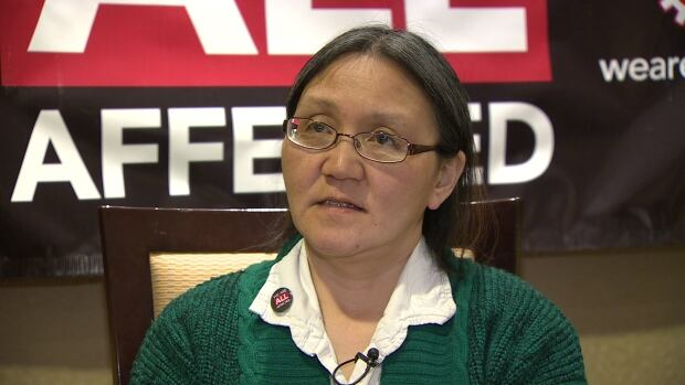 Margaret Kaluraq, regional vice-president of the Nunavut Employees Union for Kivalliq South, says proposed changes in the Fair Elections Act could make it harder for some people in Nunavut to cast a vote.