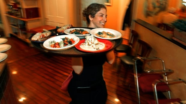 A handful of U.S. restaurants have adopted a no-tipping policy, a move that provides higher set wages for servers and kitchen staff, but perhaps reduces incentives to perform, some believe.