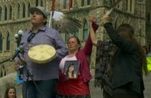 24 hour vigil in Ottawa
