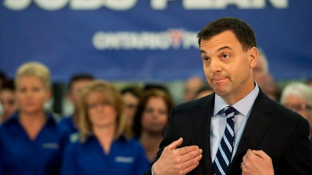 Ontario PC Leader Tim Hudak says he will create 40,000 jobs in Ontario with affordable energy - but he also says he'll slash the number of public sector workers in the province by 100,000 if he wins next month's election. Is employment one of your biggest concerns in the next election? Let us know in the survey below.